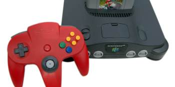 GameStop: Nintendo 64 is the hottest system in the retro-gaming scene