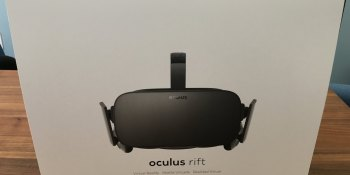 Oculus Rift sells out on Amazon over holidays
