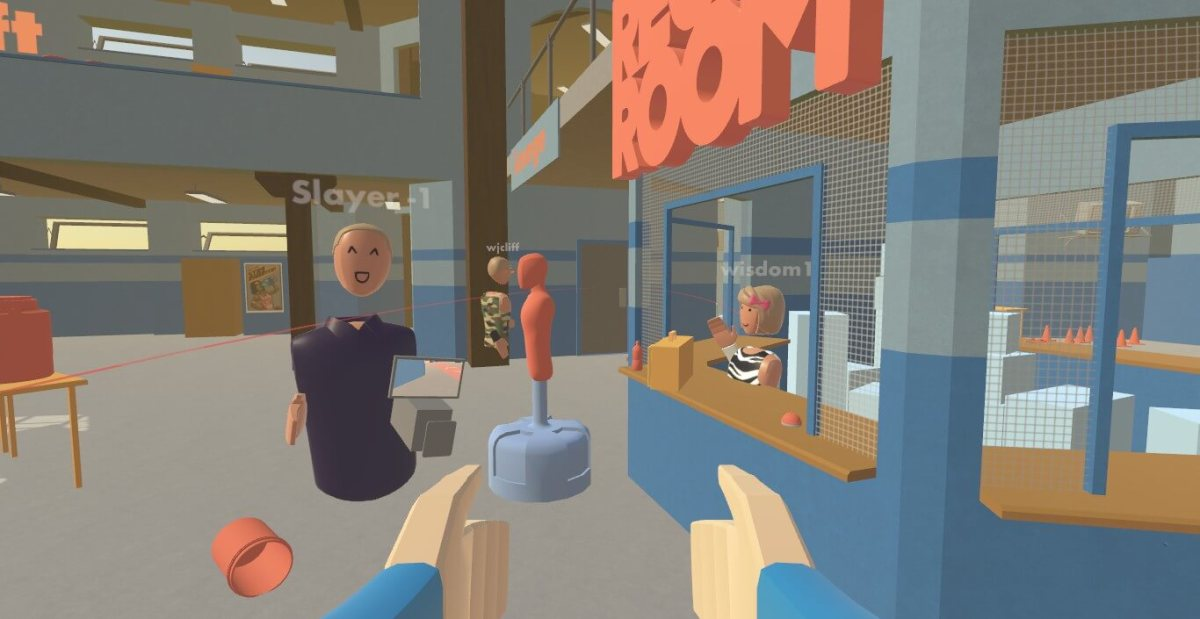 Rec Room is coming soon to iPhone and iPad | VentureBeat
