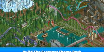 RollerCoaster Tycoon Classic combines the series' first landmark games for iOS and Android