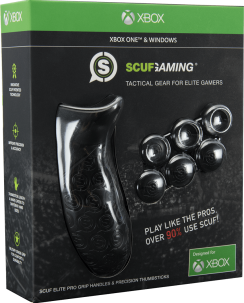 Thumbsticks and more from Scuf.