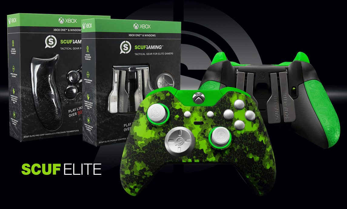 Xbox One Elite Controller Gets New Exclusive Accessories
