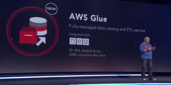 AWS launches Glue service for running automated ETL jobs