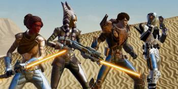 Star Wars: The Old Republic launches Knights of the Eternal Throne expansion