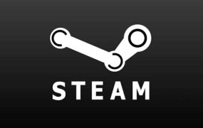 Valve's Steam logo