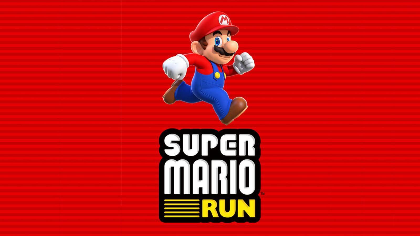 Run, Mario!