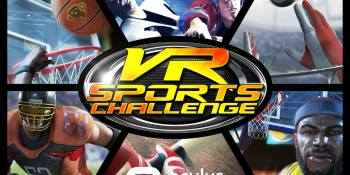 Watch us play Oculus Touch games like VR Sports Challenge and I Expect You to Die