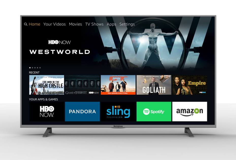 Amazon Brings Fire Tv Os To Element Seiki And