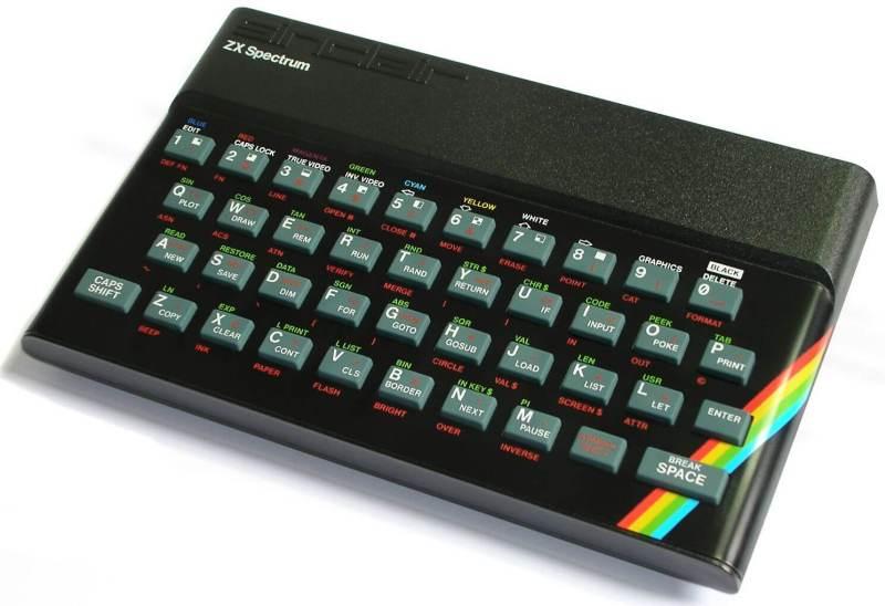 Original ZX Spectrum