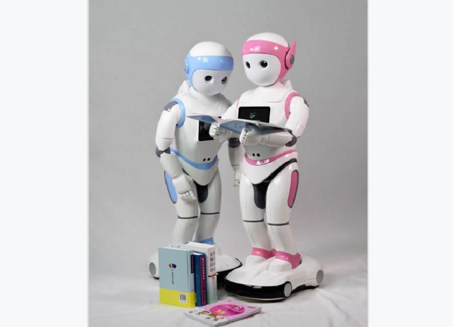 AvatarMind unveils iPal, a companion robot for kids.