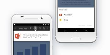 You can now access Box files from Word, Excel, and PowerPoint for Android