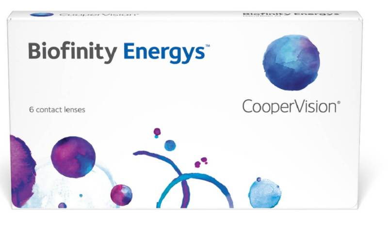 CooperVision's Biofinity Energys has a sweet spot for viewing computer visuals.