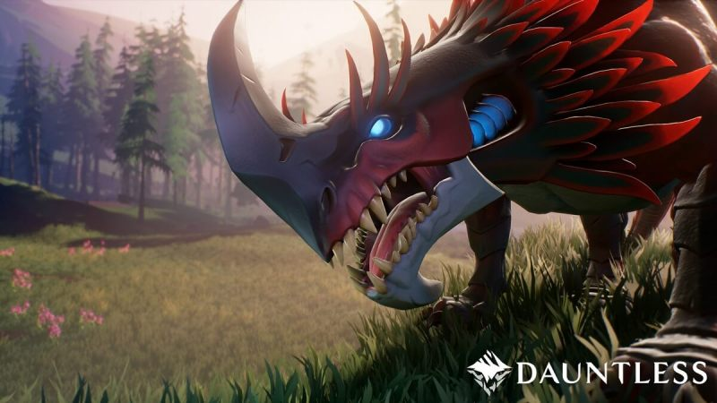 Monster in Dauntless