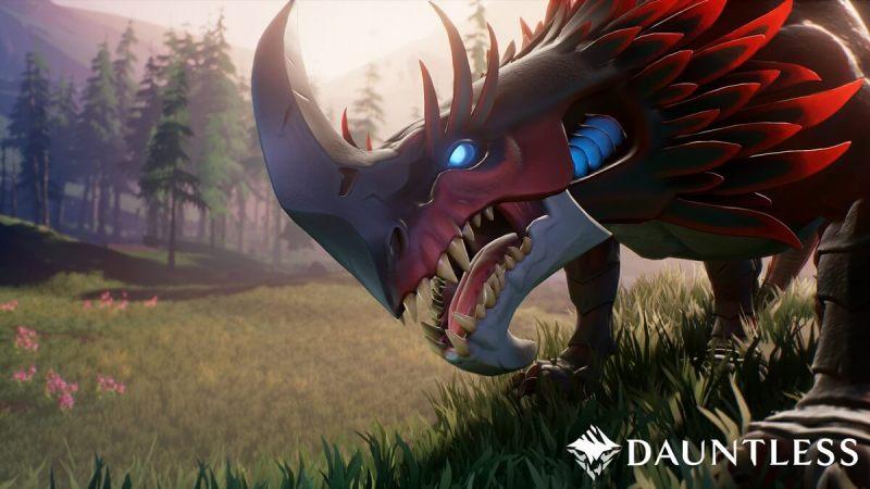 Monster in Dauntless