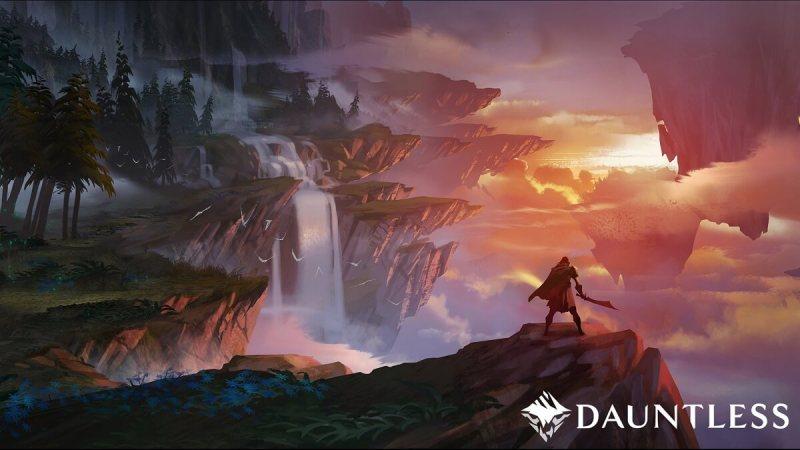 Concept art for Dauntless