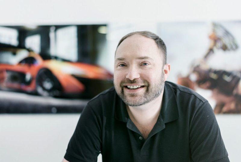 Torsten Reil, head of Zynga's NaturalMotion studio.