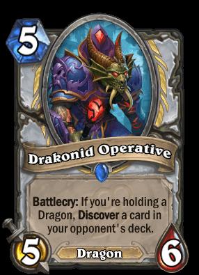 Drakonid Operative.