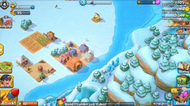 Fieldrunners Attack! is latest in a series that has had more than 10 million paid downloads.