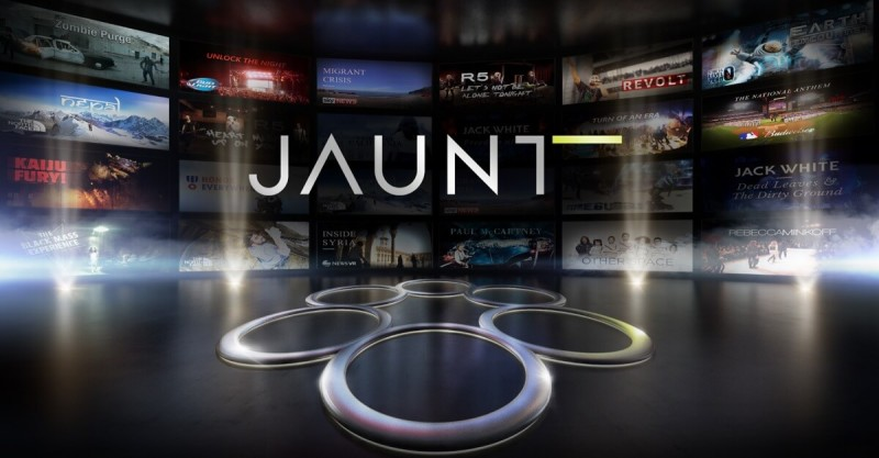 Jaunt has lots of VR movies and 360-degree experiences available to watch via VR headsets.