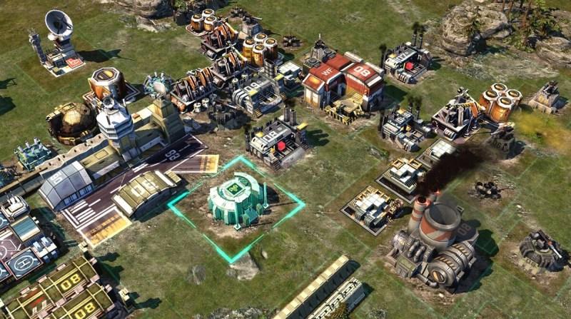 Kixeye's War Commander Rogue Assault lets you create buildings instantly.