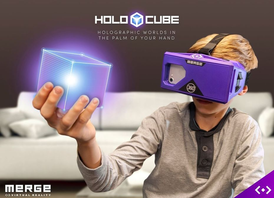 Image result for merge holocube