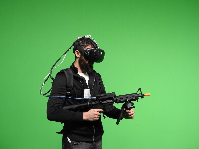 There's a fight for the control over the Metaverse.