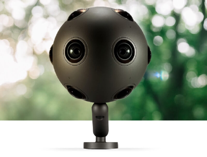 Nokia axes OZO VR camera development