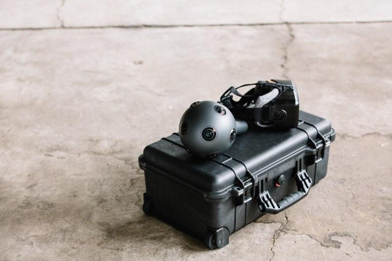 How Nokia broke into virtual reality with its Ozo camera