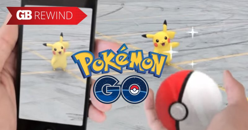 Pokemon Go hit $950 million in revenue in six months.