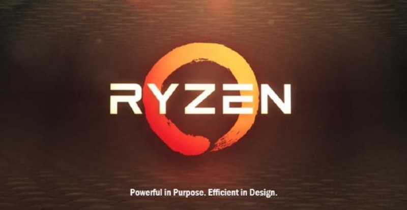 AMD's new Ryzen processor brand.