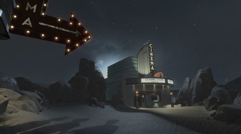 Project Sansar's cool 3D imagery.