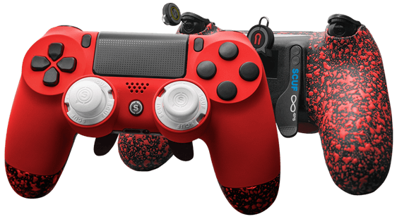 Jan 22, · Best Answer: The prices of a Scuf controller range anywhere from $ The controller can be custom made to your liking. Here are the things I find key: The controller can be wired which is preferred so there is no lag time like wireless controllers -The rumble backs can be removed which makes the controller nice and backpricurres.gq: Resolved.