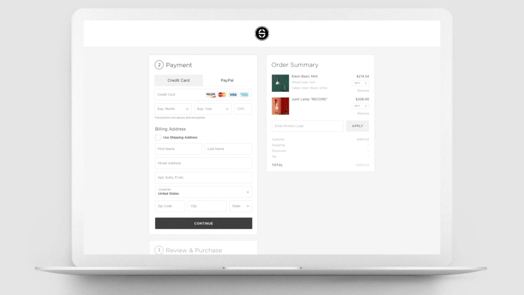 squarespace now lets merchants accept paypal payments in their online stores venturebeat. Black Bedroom Furniture Sets. Home Design Ideas