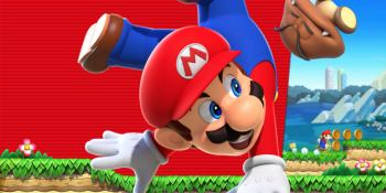 Super Mario Run drops from U.S. top 50 grossing iOS apps (update)