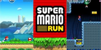 Super Mario Run is out on Android early