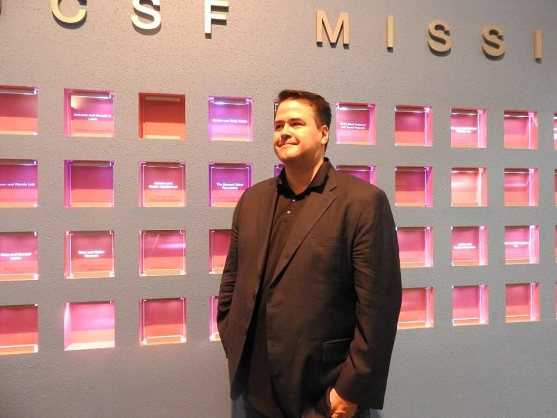 Tim Leland, vice president of technology management at Qualcomm.
