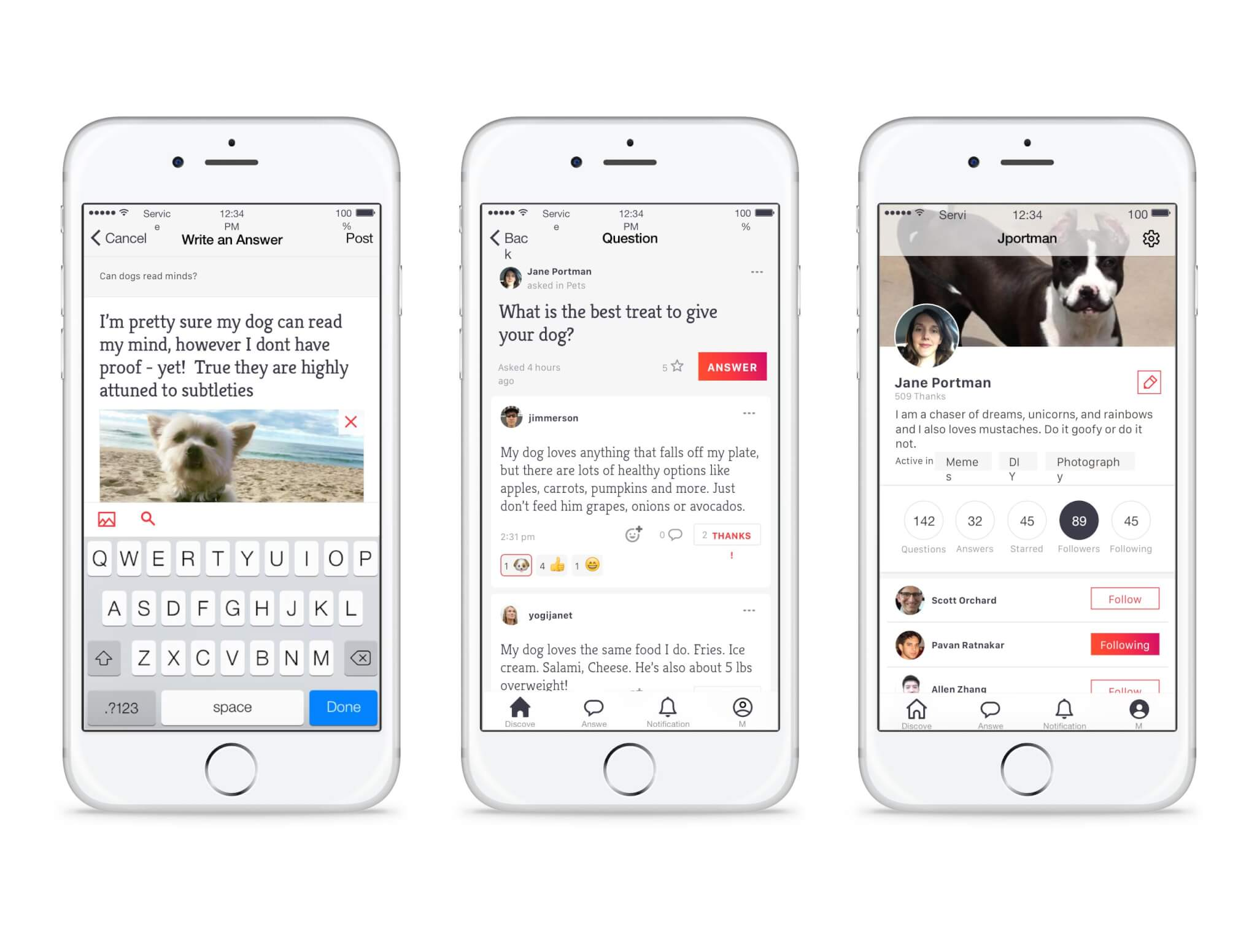 Yahoo officially launches its Yahoo Answers Q&A mobile app