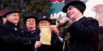 Alexa has a few things to say about Groundhog Day