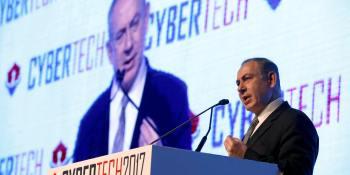 Israel's Netanyahu tweets like Trump. Great idea!