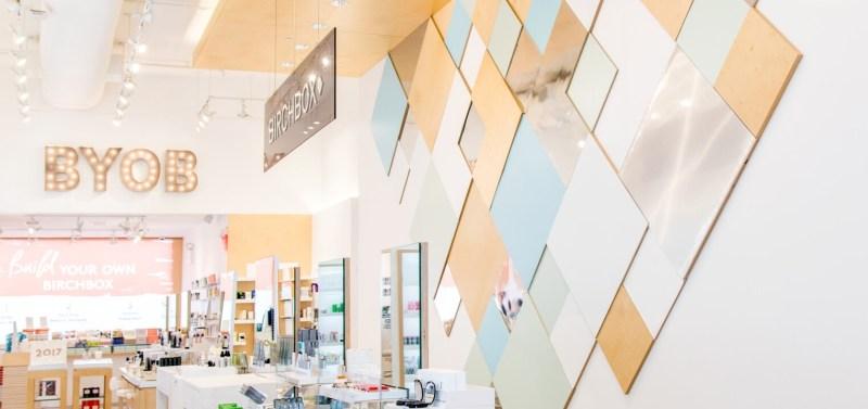 Birchbox: Manhattan store