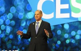 Gary Shapiro of CTA said nearly 4,000 companies were showing products at CES 2017.
