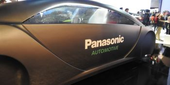Panasonic envisions autonomous cars with bubble-like cabins