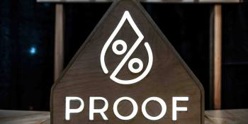 Proof tells you when you've had too much to drink