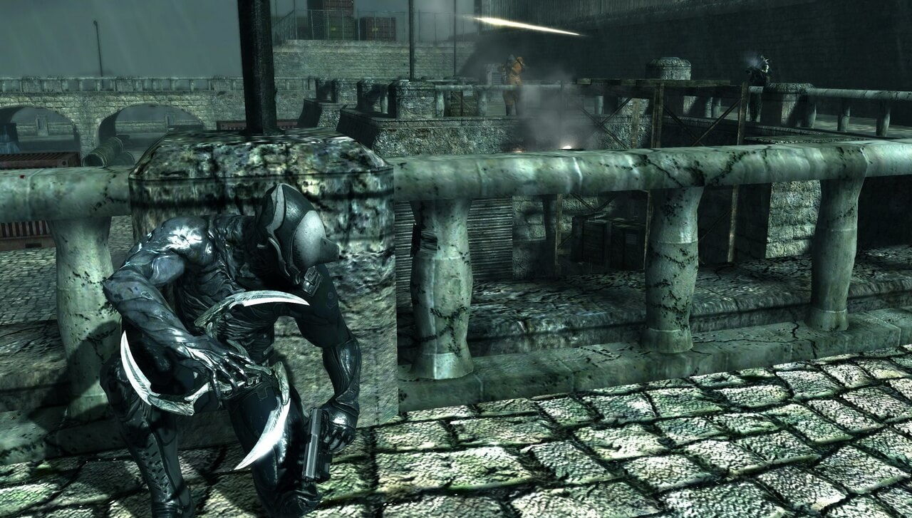 Dark Sector, Digital Extremes' cover shooter for the PlayStation 3 and Xbox 360.