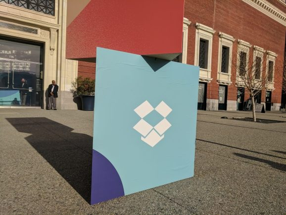 Salesforce and Dropbox to boost joint customers' productivity