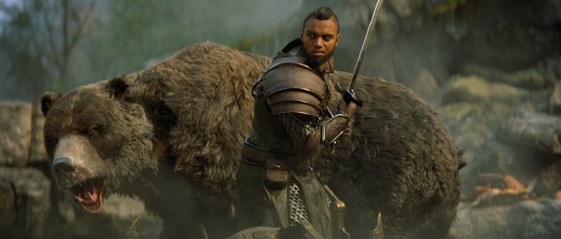 Bears? See, this is why wizard colleges in Tamriel should give instructors assault rifles.