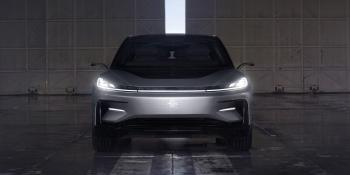 Faraday Future's FF 91 electric car reportedly will cost nearly $300,000