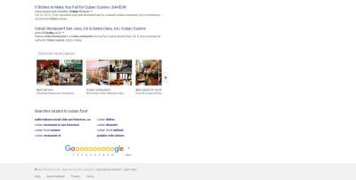 Google Maps' Explore recommendations come to desktop search