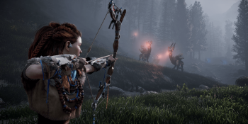 Horizon: Zero Dawn joins Uncharted and God of War as an iconic Sony franchise