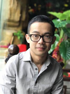 Flipboard China's chief executive Jing Zhao